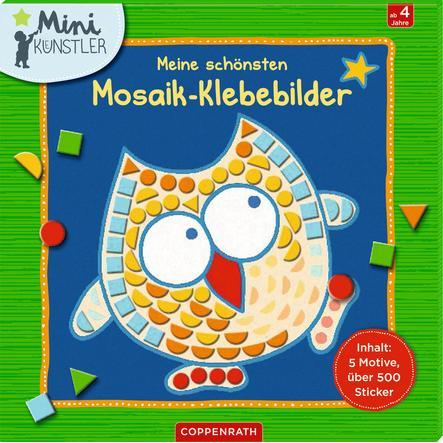 COPPENRATH Mini-Künstler: Meine schönsten Mosaik-Klebebilder