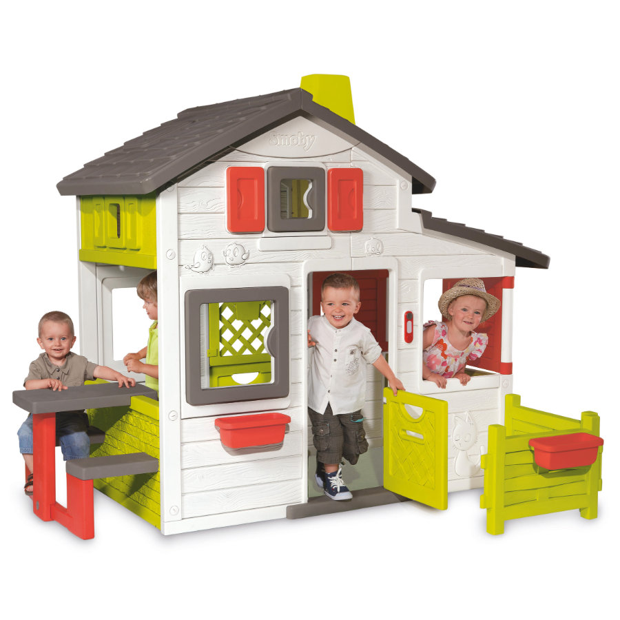 "Smoby - Spielhaus ""Friends House"""