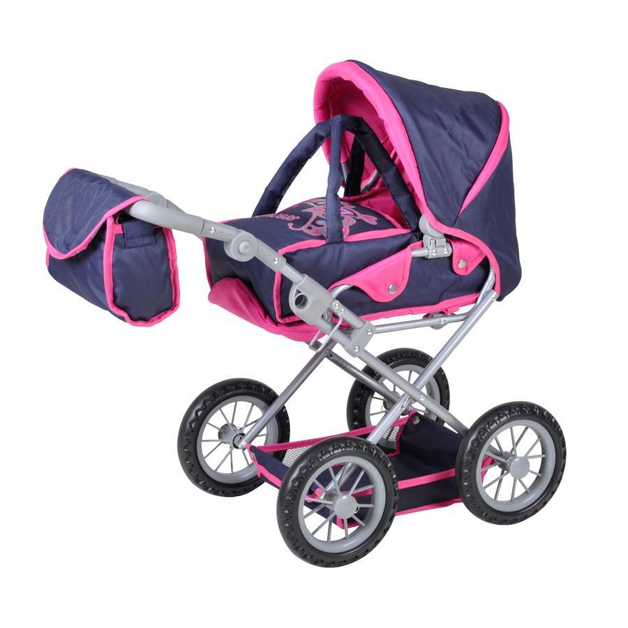 knorr® toys Dockvagn kombivagn Ruby - Diadem