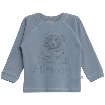 WHEAT T-Shirt Ruimteman blauw