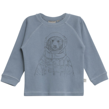 WHEAT T-Shirt Spaceman blue