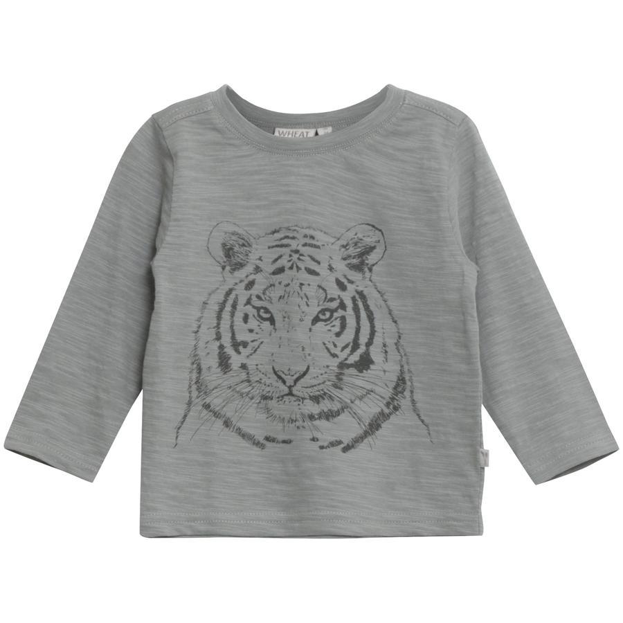 WHEAT Langarmshirt Tiger darkslate