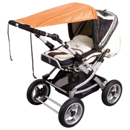 SUNNYBABY Marquise pour poussette UPF 50+, terre cuite