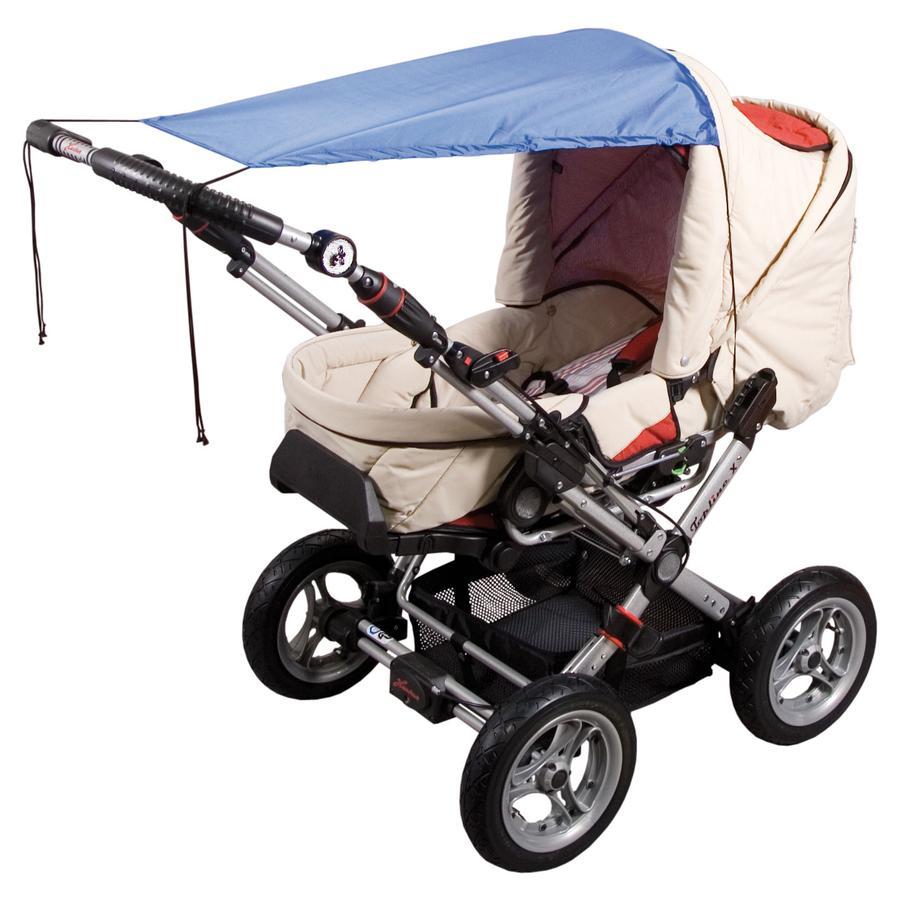 SUNNYBABY Solskydd för barnvagnar UPF 50+ Royal