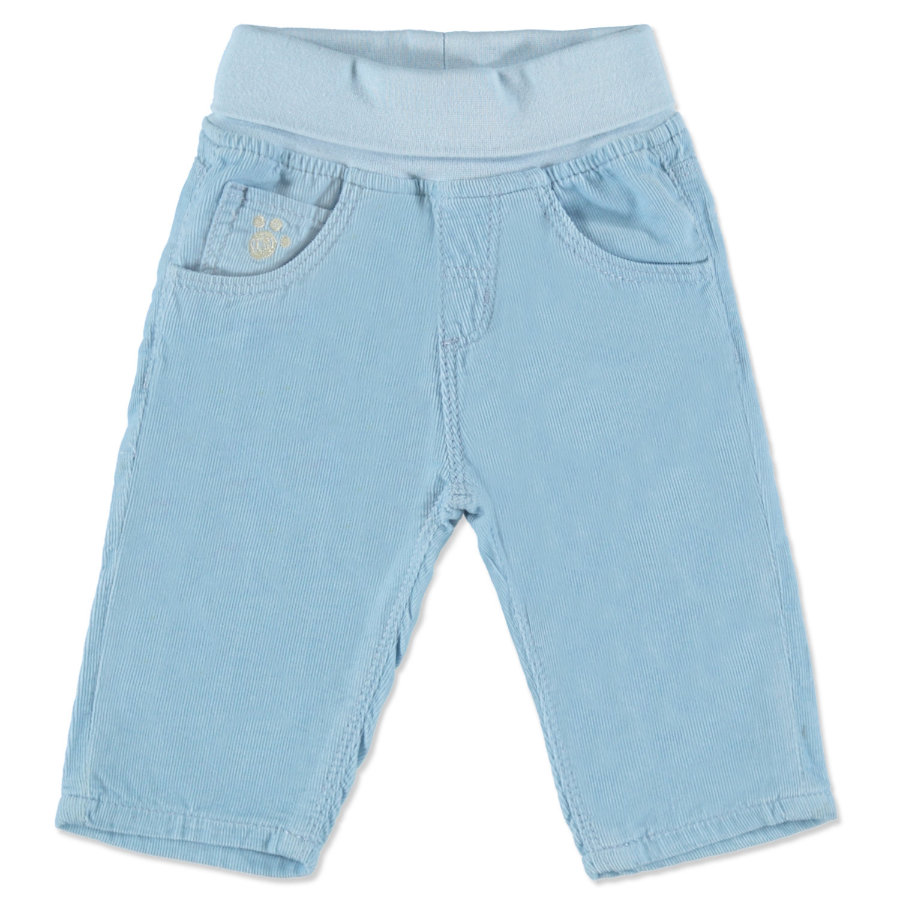 BLUE SEVEN Boys pantaloni a slip azzurro chiaro
