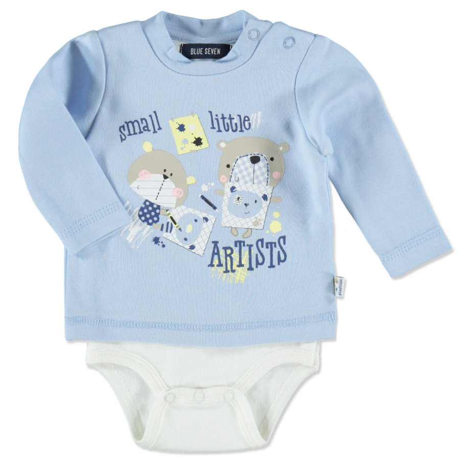 BLUE SEVEN Boys Bodyset blau