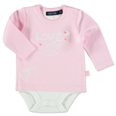 BLUE SEVEN Girls Body rosa
