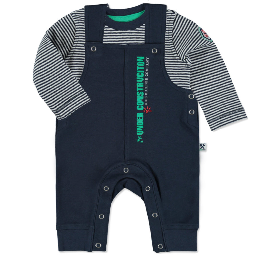 BLUE SEVEN Boys 2er Set dunkelblau