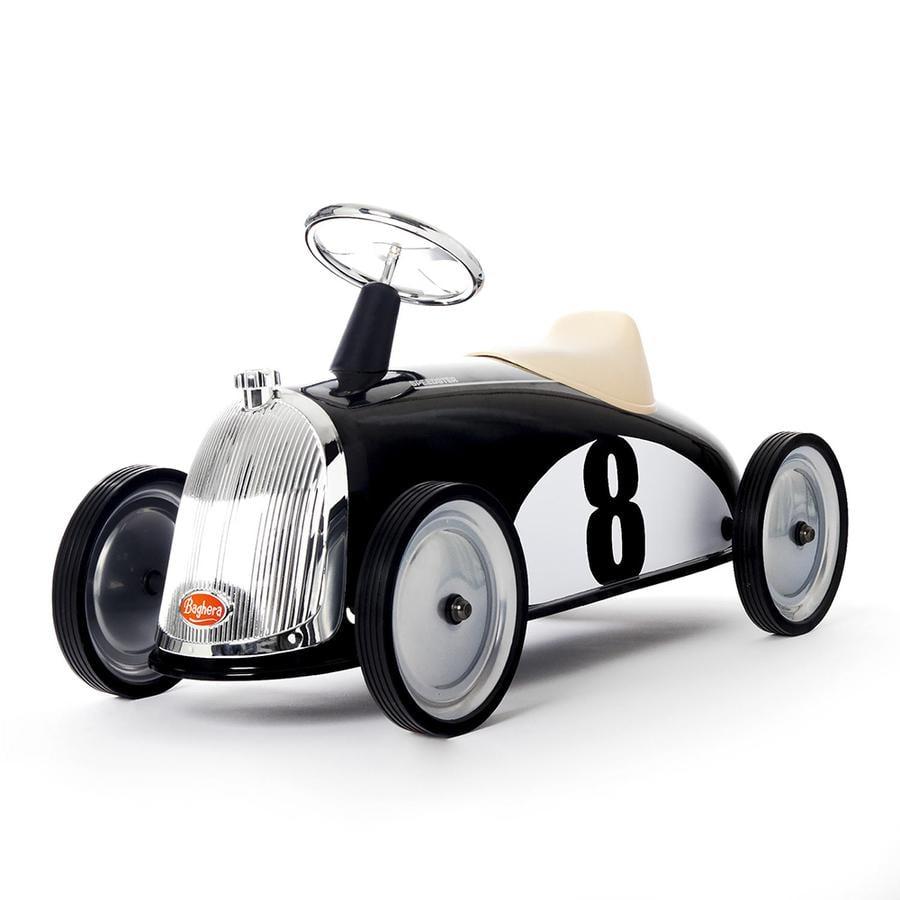 Baghera Odrážedlo Rider černé