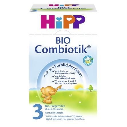 HiPP 3 Bio Combiotik ® Folgemilch 600 g