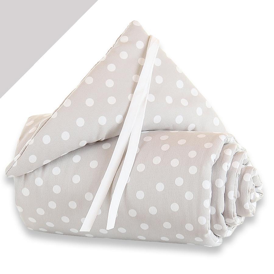 babybay Mantinel Midi / Mini puntíky bílé