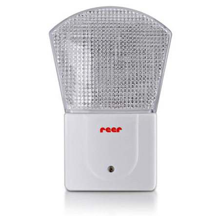 REER Lampka nocna LED z czujnikiem zmierzchu (5060W)