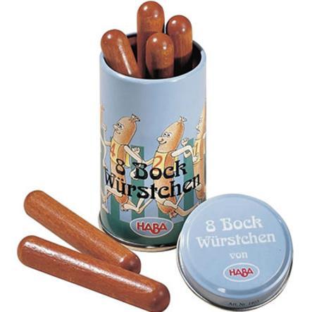 HABA Winkel & Keuken - Knakworstjes in blik
