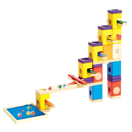 HAPE Quadrilla Ball Track Music Motion, 97 pcs.