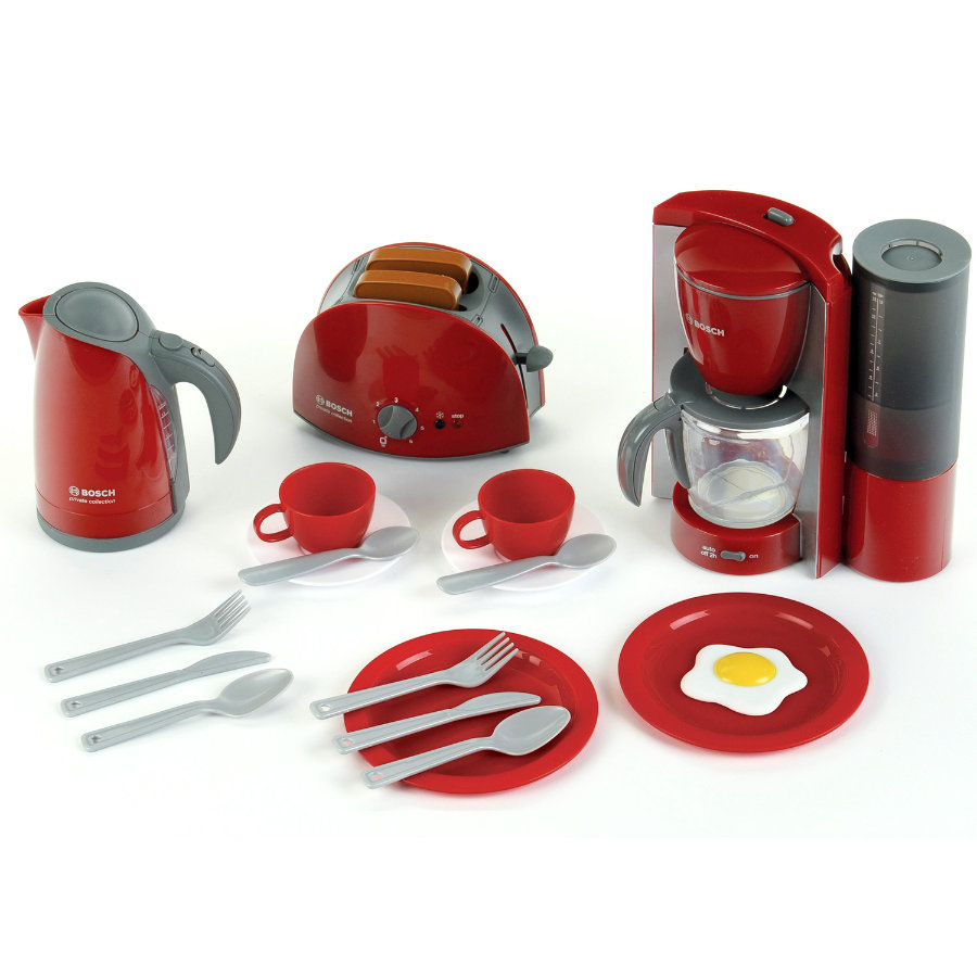 KLEIN BOSCH Breakfast Set, large