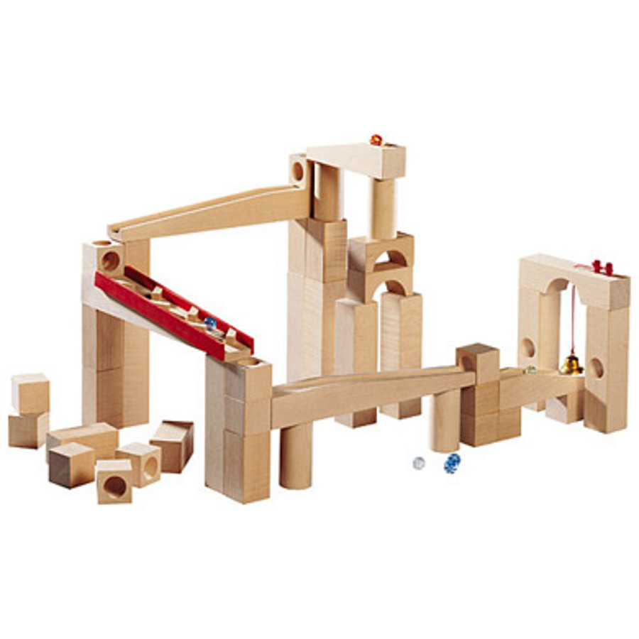 HABA Large Ball Track Construction Set
