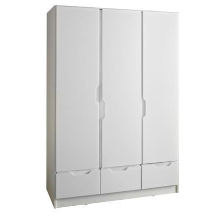 Geuther Kleiderschrank Fresh weiß 3-türig