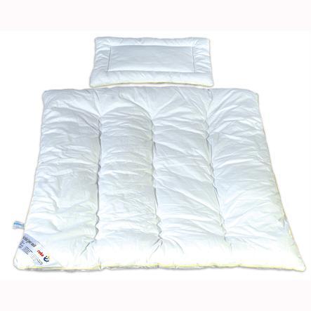 ROBA Prošitá deka a polštář 100 x 135 cm a 40 x 60 cm