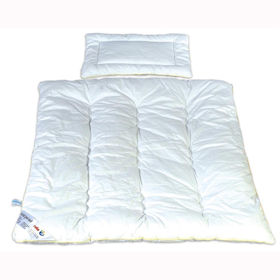 ROBA Baby Bäddset, täcke och kudde