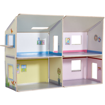 HABA Little Friends Dockhus: Villa Solsken 300503