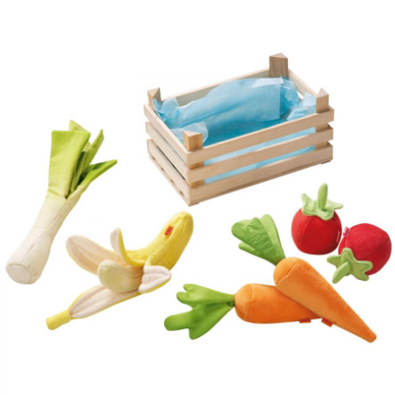 HABA Biofino - Winkel & Keuken - Groentekistje