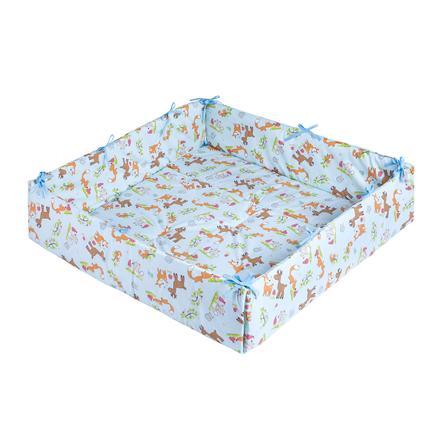 ZÖLLNER Box Bekleding Vario - Bosdieren blauw