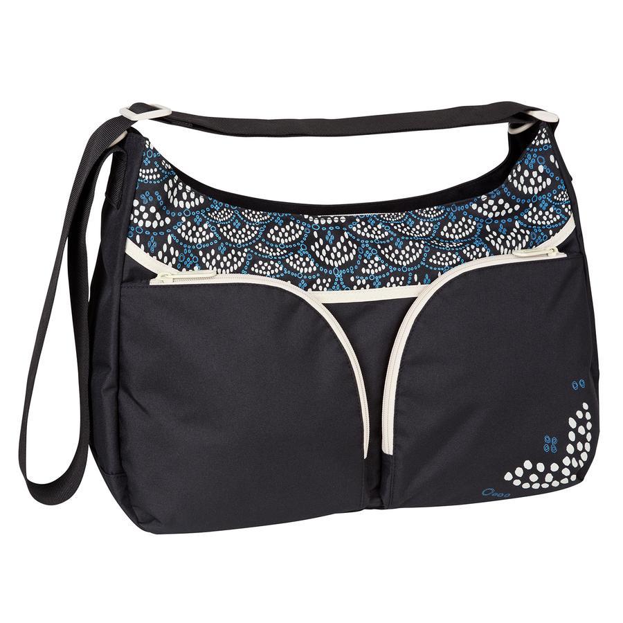 LÄSSIG Nappy Bag Basic Shoulder Maya black