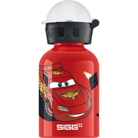 SIGG Borraccia 0,3 L Design Disney Cars - Saetta McQueen