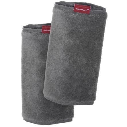 MANDUCA Salva Spallacci  FumBee per marsupio neonato - grigio (2 pezzi)