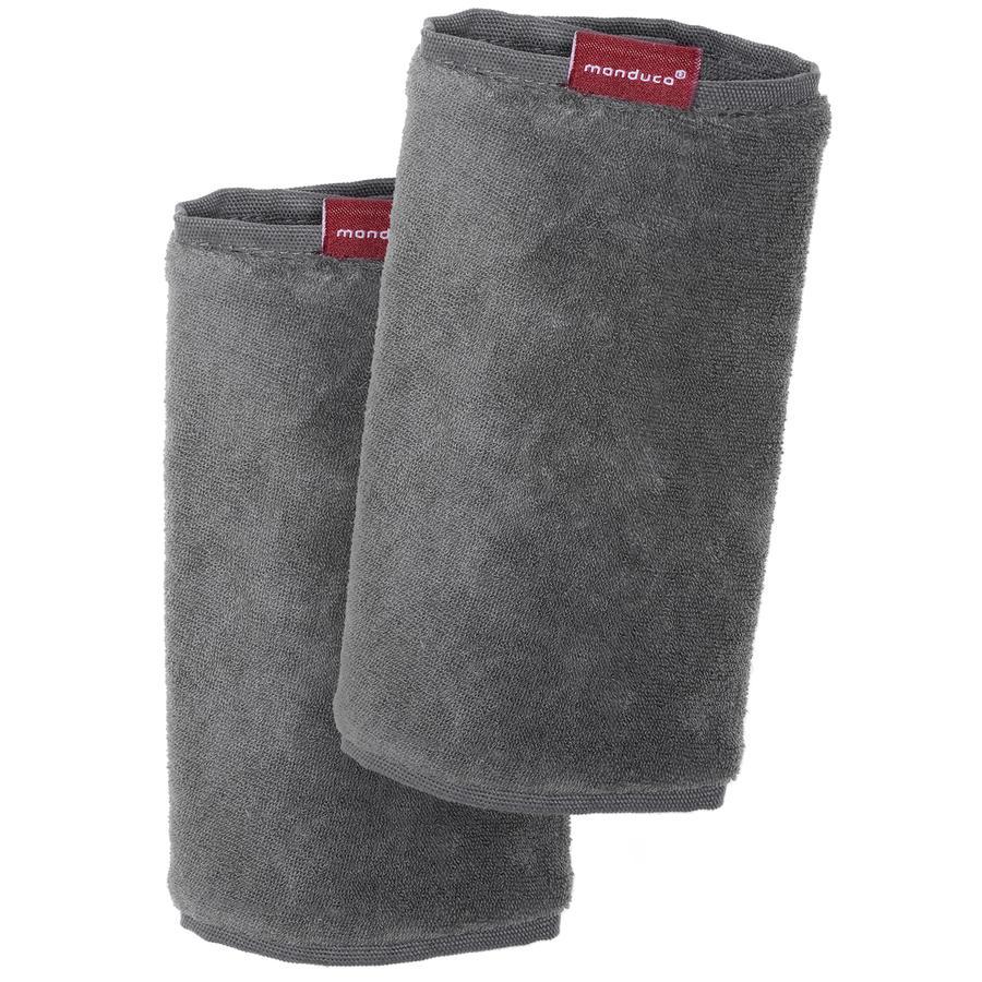 MANDUCA Fumbee Gurtschoner grey Doppelpack