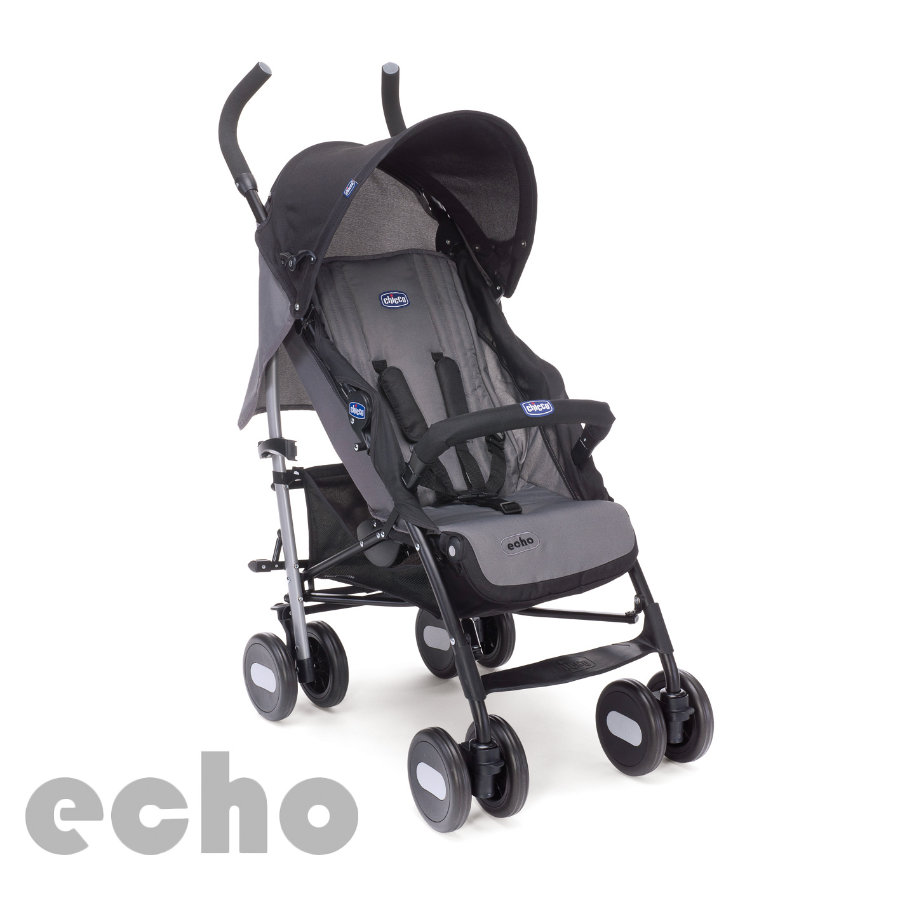 CHICCO Sportwagen Echo COAL