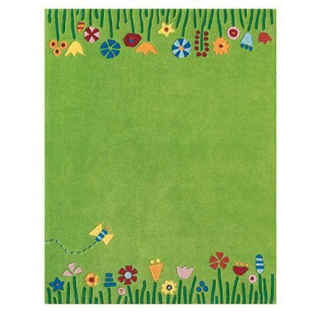Kinderteppich grün haba  HABA Teppich Wiese - babymarkt.de