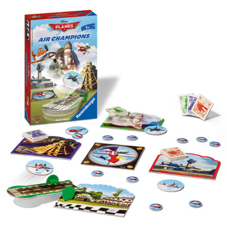 RAVENSBURGER Disney Planes - Air Champions
