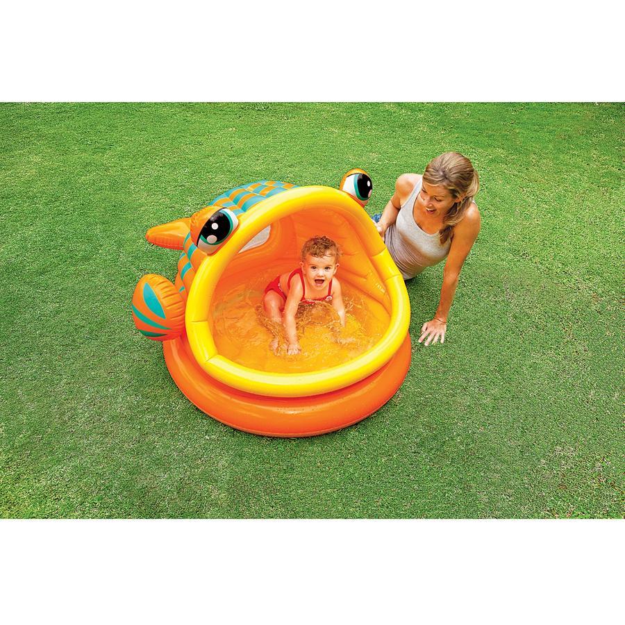 INTEX Baby Pool – Lazy Fish Shade