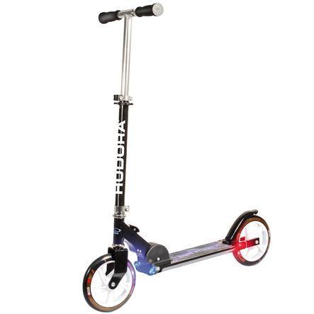 HUDORA Scooter mit Licht L205, schwarz 14599