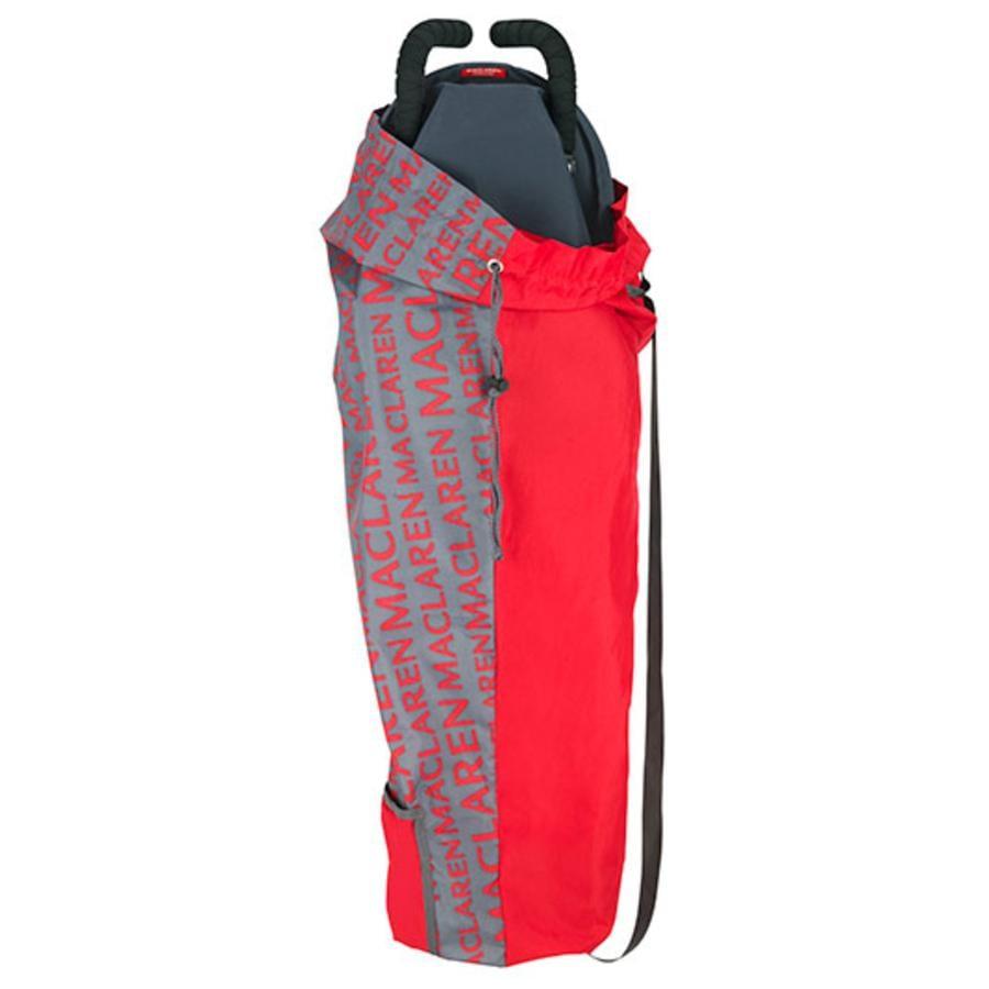 MACLAREN Transporttasche Lightweight Charcoal/Cardinal