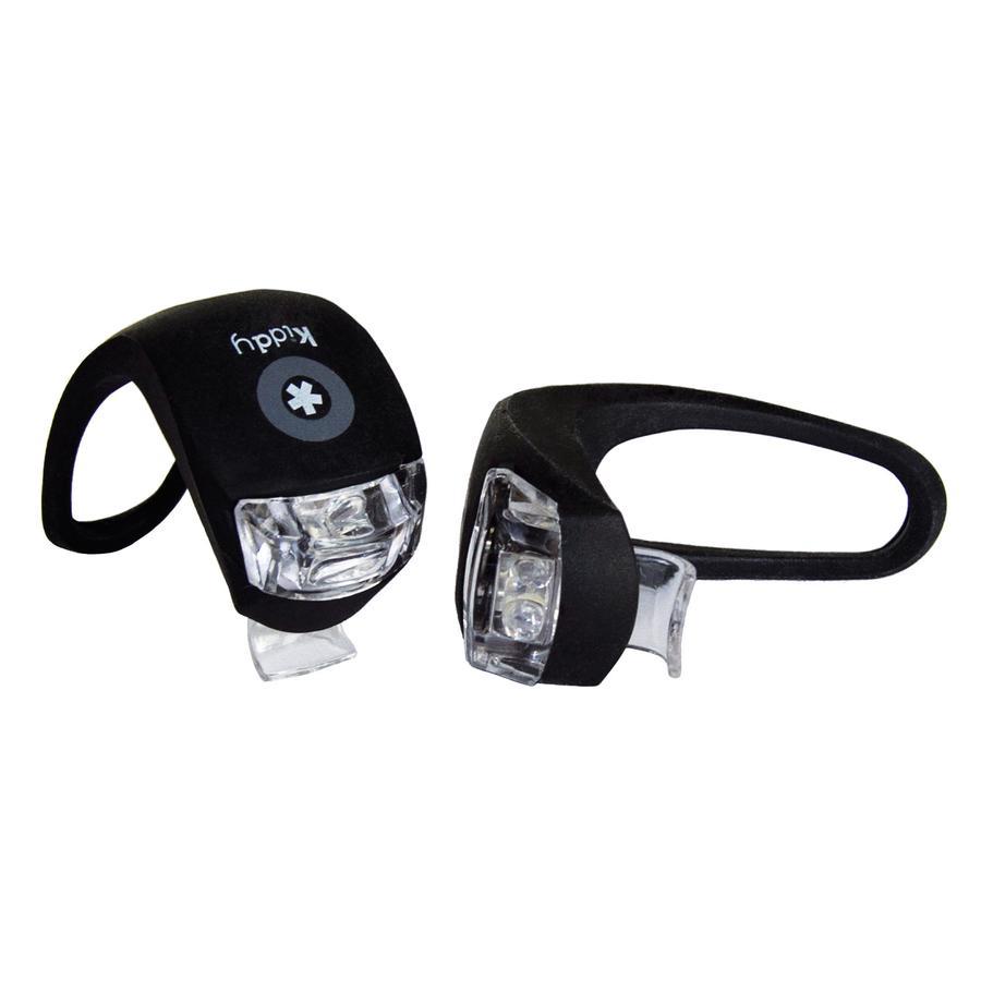 KIDDY Lampada riflettore beacon 2 LED (2 pezzi)
