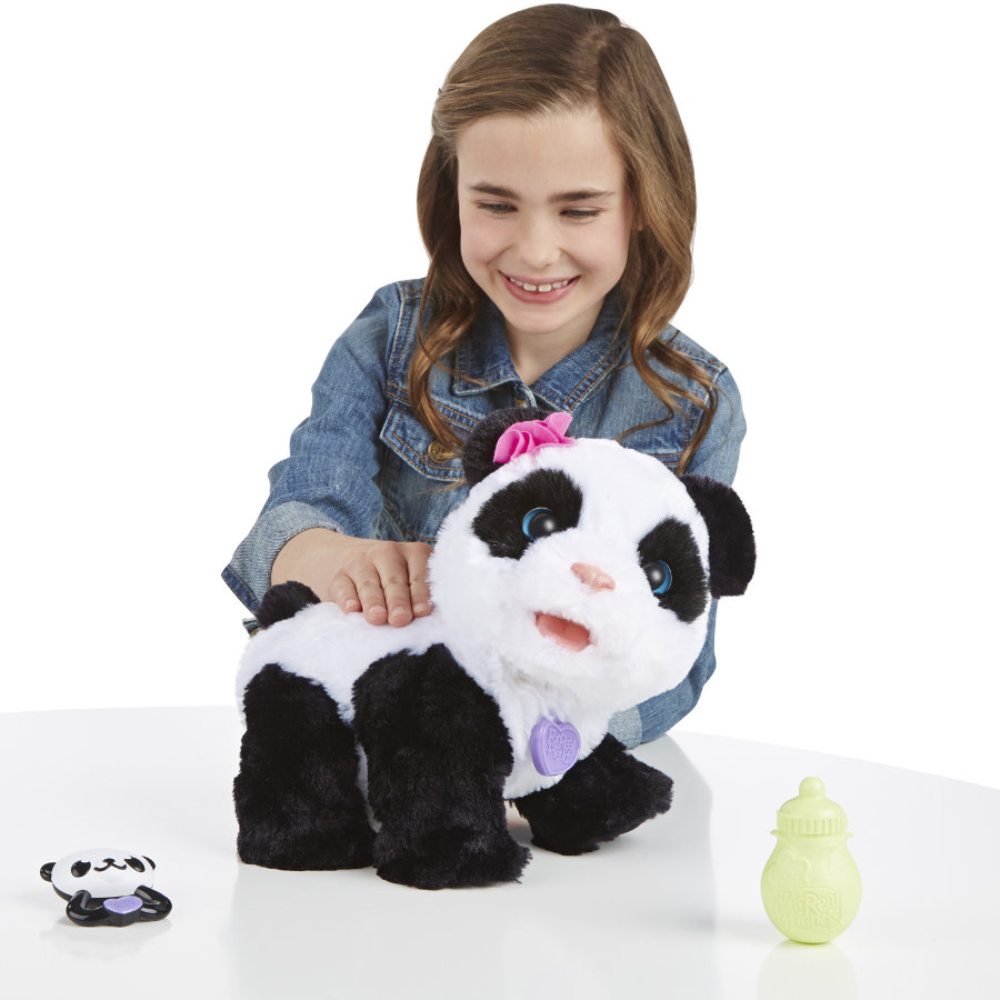 HASBRO FurReal Friends Pom Pom mijn Panda