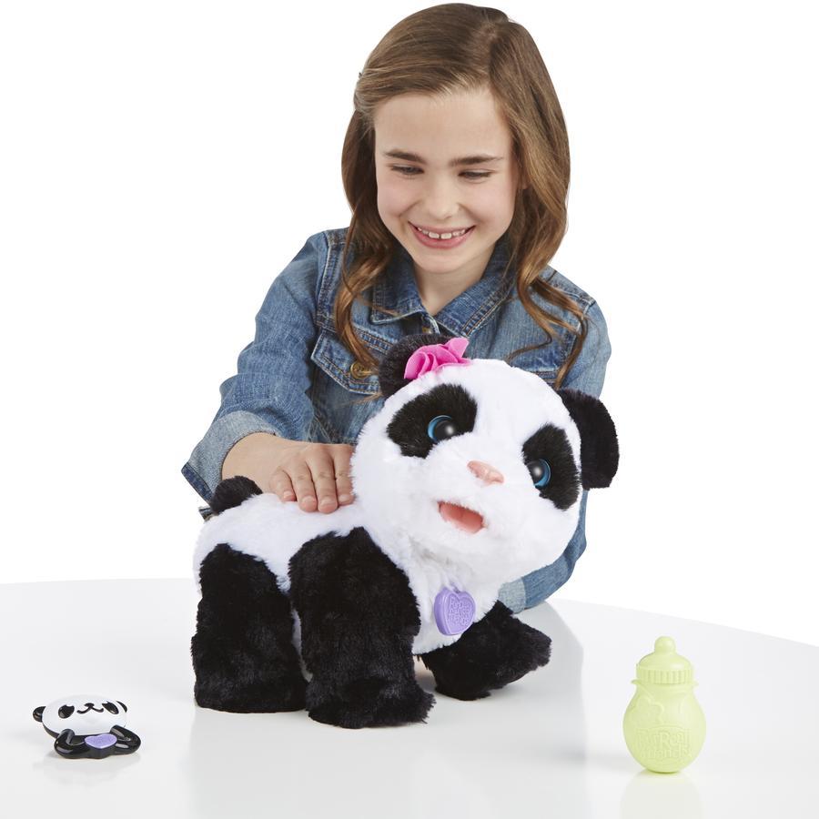HASBRO FurReal Friends Pom Pom, My Baby Panda Pet