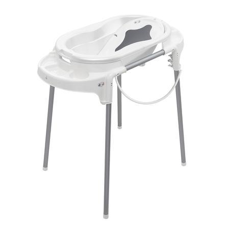 ROTHO Vaschetta da bagno con supporto TOP bianco