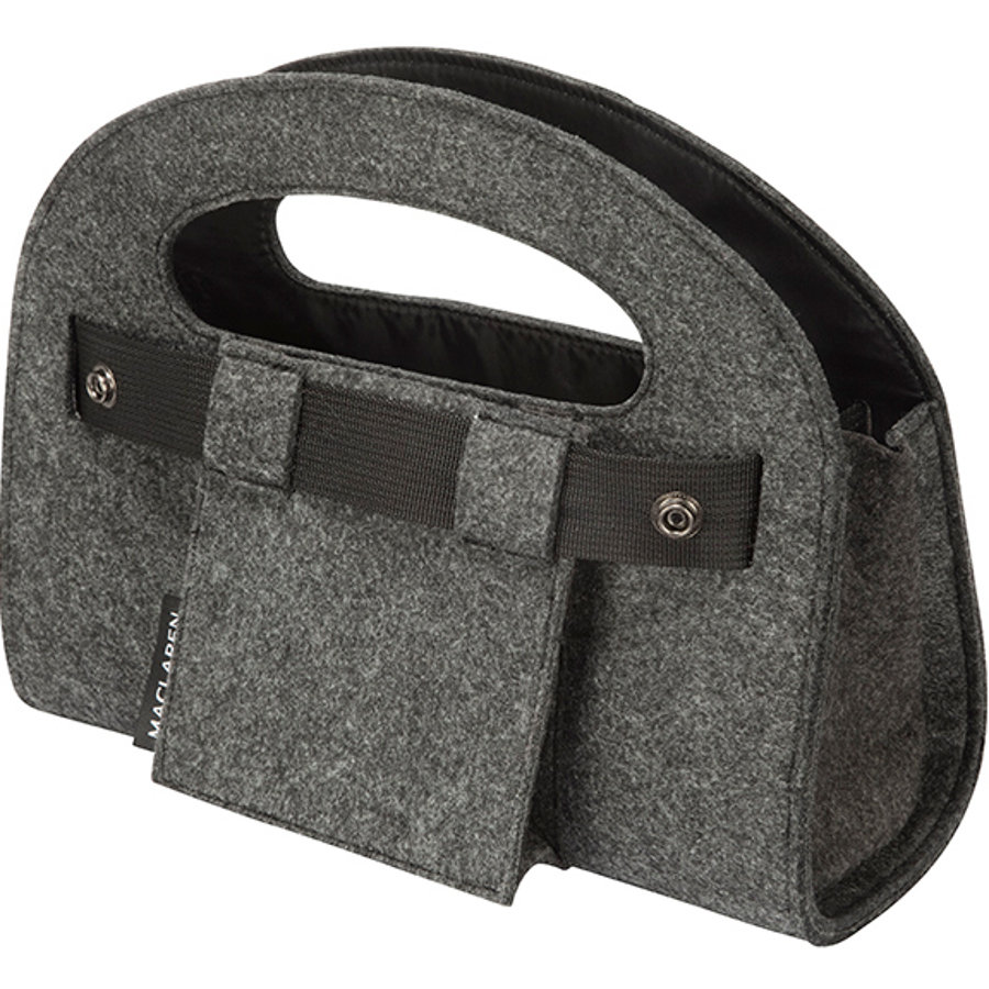 MACLAREN Mini-Sac Felt Charcoal