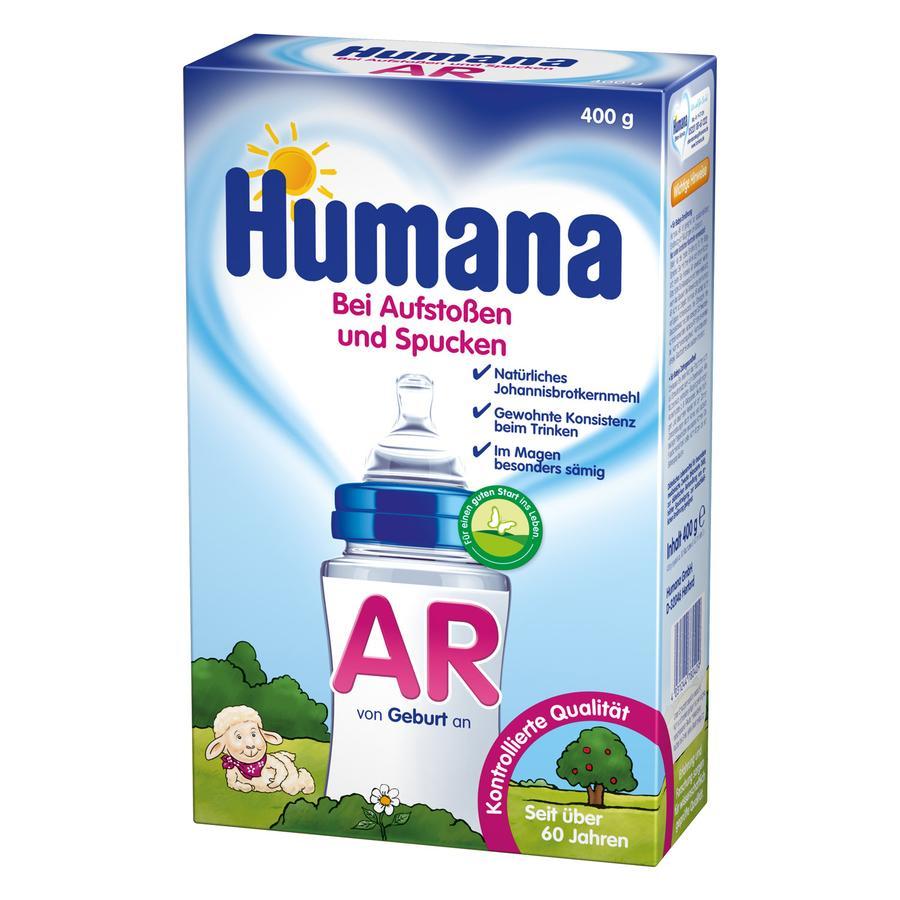 HUMANA AR Spezialnahrung - Bei Aufstoßen und Spucken 400g
