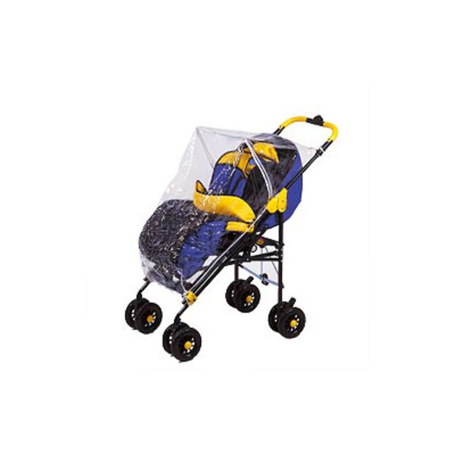 HARMATEX Folia przeciwdeszczowa PVC do wózków spacerowych bez daszka