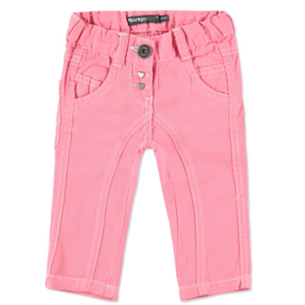 DIRKJE Girls Mini Hose pink