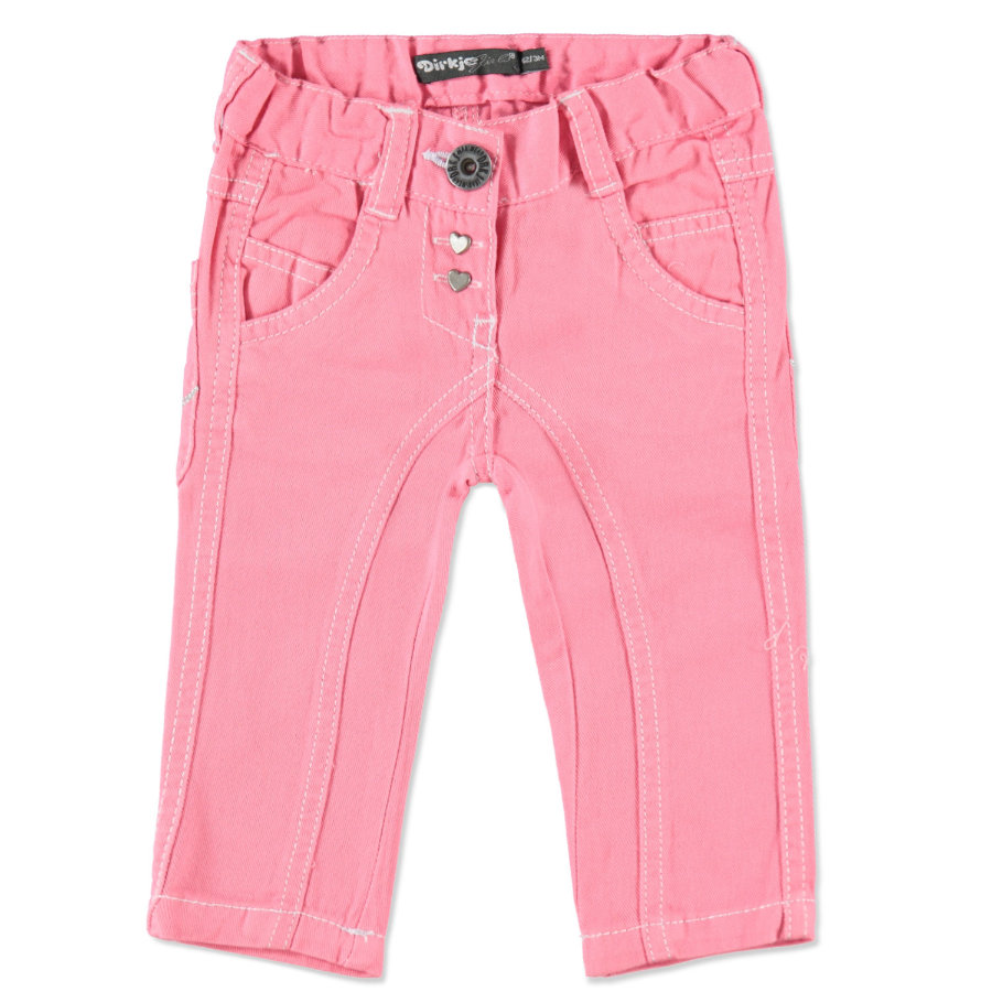 DIRKJE Girls Mini Jeans pink