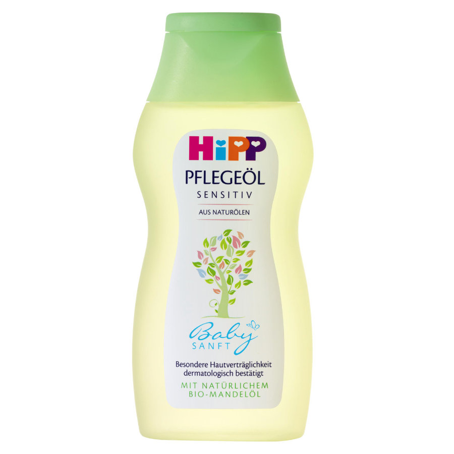 HiPP Massage-Öl 200 ml