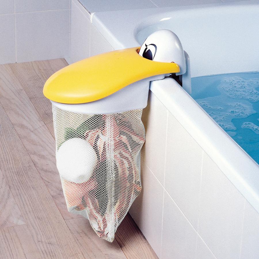ROTHO Kidskit Pelis Play Pouch Jouet de rangement pour le bain Pelican