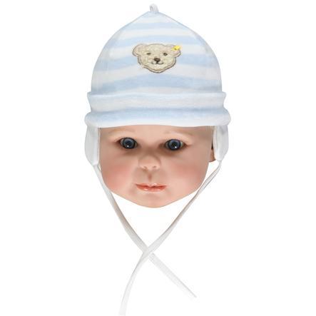 STEIFF Boys Baby Nicki Gorro azul