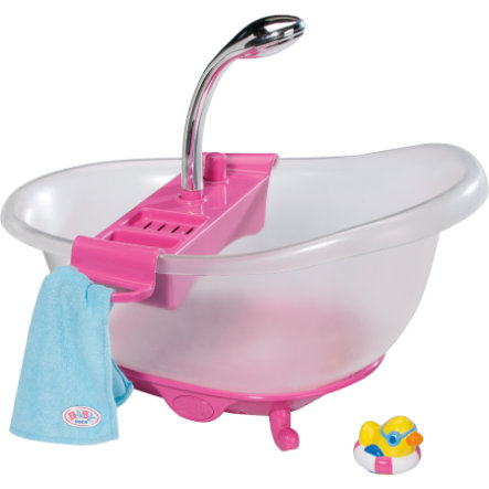 Zapf Creation Baby born - Interaktive Badewanne mit Ente