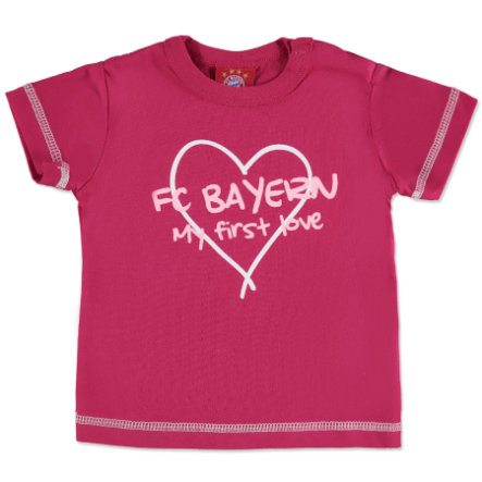 FC Bayern Munich T-shirt, fille, My first love